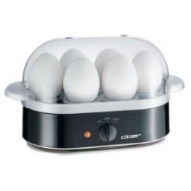 Cloer 6090 Eierkoker Zwart